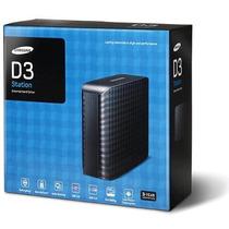 Hd Samsung Externo 3tb D3 Station Usb 3.0
