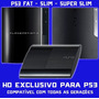 Hd 320gb Uso Exclusivo Ps3 Ps4 Play3 Play4 Playstation Ofert