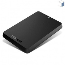 Hd Externo Portatil Toshiba Canvio Basics Usb 3.0 750gb + Nf