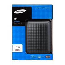 Hd Externo Bolso 1tb Samsung Usb 3.0 M3 Frete Grátis Brasil
