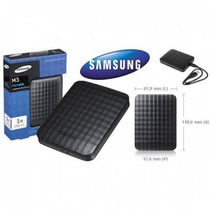 Hd Externo 1tera Case Usb 3.0 Samsung M3 Pro.