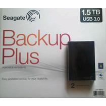 Seagate Backup Plus Stbu1500600 1.5tb Usb 3.0 Pc & Mac