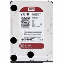 Wd Red 2tb Nas Hard Drive 3.5-sata Iii 64mb Wd20efrx+case Hd