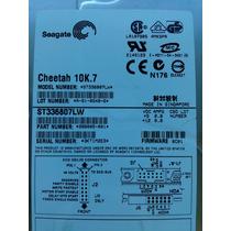 Hard Disk Scsi 36gb Seagate Cheetah 10k.7 St336807lw