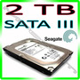 Hd 2tb Seagate Para Pc 2000gb 64mb 6gb/s 7200rpm * Sata 3 *
