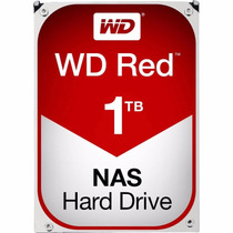 Hd Western Digital Wd Nas Red 1tb Sata3 6gb/s 64mb Wd10efrx