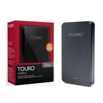 Hd Externo 1tb Usb 3.0 Sem Fonte Hitachi Touro Mobile Mx3