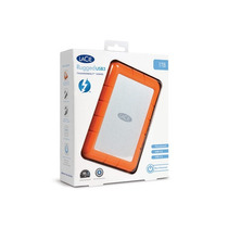 Hd Lacie Rugged 1tb Thunderbolt Usb3.0 9000294