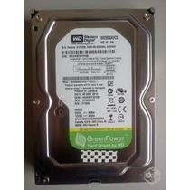 Hard-disk(hd) Western Digital Green 500gb Satall 7200rpm Ok