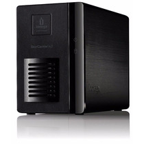 Nas Lenovo Emc Ix2 4tb - Inclui 2 Hds 2tb, Raid, Gigabit