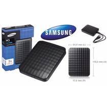 Hd Externo Samsung De Bolso 1000gb 1tb 3.0 2.0 Portátil Orig