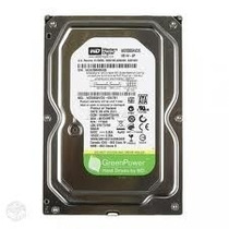 Hd Sata 3gbs 500gb Western Digital Wd5000avcs Green Power