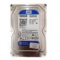 Hd Western Digital 500 Gb