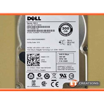 Hd Dell 300gb 10k Sas 2.5 6g St9300605ss 0745gc C\gaveta