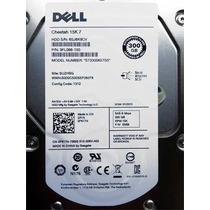 Hd Dell 300gb Sas 15k 6g 3,5 0f617n St3300657ss Sem Gaveta!