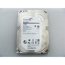 Hard Disk Drive Sata Barracuda Seagate 1 Tb 3.0gb/s
