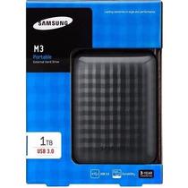 Hd Externo 1tb Samsung M3 Portátil Usb 3.0 Original