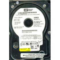 Hd 09 Western Digital Sata 80gb Wd800jd-00lsa0 S/n Wmam9w615