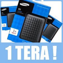 Hd Externo 1tb Samsung 1000gb Usb 3.0 E 2.0 Pc Tv Notebook..
