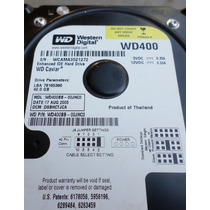 Placa Logica Hd Wd Western Digital Wd400 - Ide - 40 G