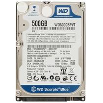 Hd 500gb Para Notebook Positivo Unique S1991 S2500 S2510