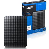 Hd Externo 1tb (1000gb) Samsung Usb 3.0 *1 Ano Garantia