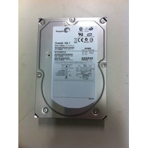 Hd Para Servidor Dell 73gb 10k.7 Seagate Model St373207lc