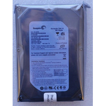 Hd Interno Sata 3 500gb Seagate 7200rpm 16mb Original