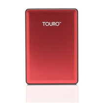 Hd Externo Touro, 1tb, Ubs 3.0, 7200 Rpm, Red Os03778