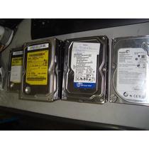 Hd Sata Samsung/western/seagate Com Defeito 500/320/250gb