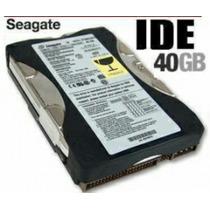 Hd 40gb Ide - Western Digital/samsung/maxtor/seagate