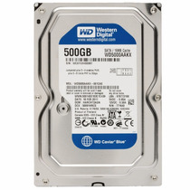 Hd 500gb Wd Sata 16mb 7200rpm Caviar Blue 6gb/s