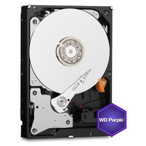 Hd Interno Western Digital Purple 1tb Sata Iii Mania Virtual