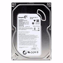 Hd Interno Seagate Barracuda 500gb - 7200 Rpm - St500dm002