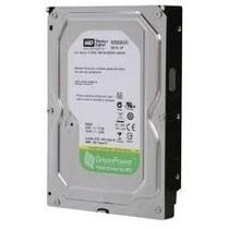 Hd Sata 3gbs 500gb Western Digital Wd5000avds Green Power