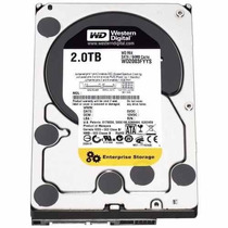 Hd 2tb Western Digital Wd2003fyps-27y2b0 7200 Rpm 64mb