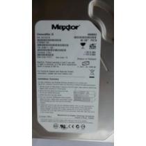 Hd Ide Maxtor 80gb Mod 6008ko