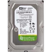 Hd 500gb Pc Desktop Sata Western Digital Green Power