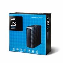 Hd Externo Samsung 3 Tera 3tb D3 Usb 3.0 Garantia 1 Ano!!!!