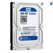 Hd Interno 500gb Sata Iii 6gb/s Western Digital 7200 Rpm