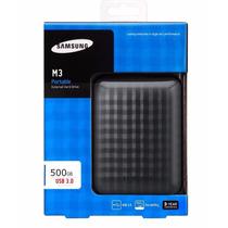 Hd 500gb Samsung Externo De Bolso Portátil - Usb 3.0 M3