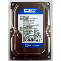 Hd Sata 320gb Western Digital Wd3200aajs