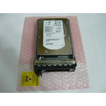 Hd Sas 300gb 15k Dell 3.5 Pn F617n Com Gaveta Pe 19xx/29xx
