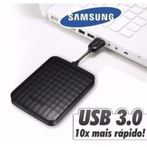 Hd Externo Portatil Bolso Samsung 2tb M3 Usb 3.0 Super Slim