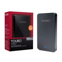 Hd Externo Hitachi Touro Mobile 500gb Usb 3.0 Original