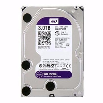 Hd Interno 3tb Western Digital Purple Sata3 64mb Wd30purx