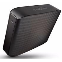 Hd Samsung Externo 3tb D3 Station Usb 3.0 - Hx-d301tdb/g