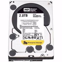 Hd Desk Sata2 2tb Western Digital Wd2003fyps Oem