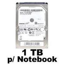 Hd P/notebook 1tb Samsung Sata Ii