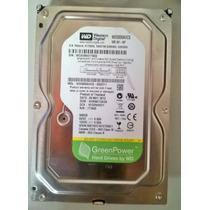 Hard Disk Hd Westen Digital 500gb - Placa Lógica Reposição